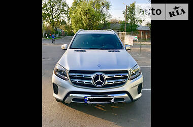 Mercedes-Benz GLS 450 2017 в Киеве