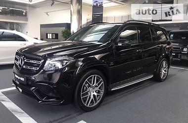 Mercedes-Benz GLS 63 2018 в Киеве