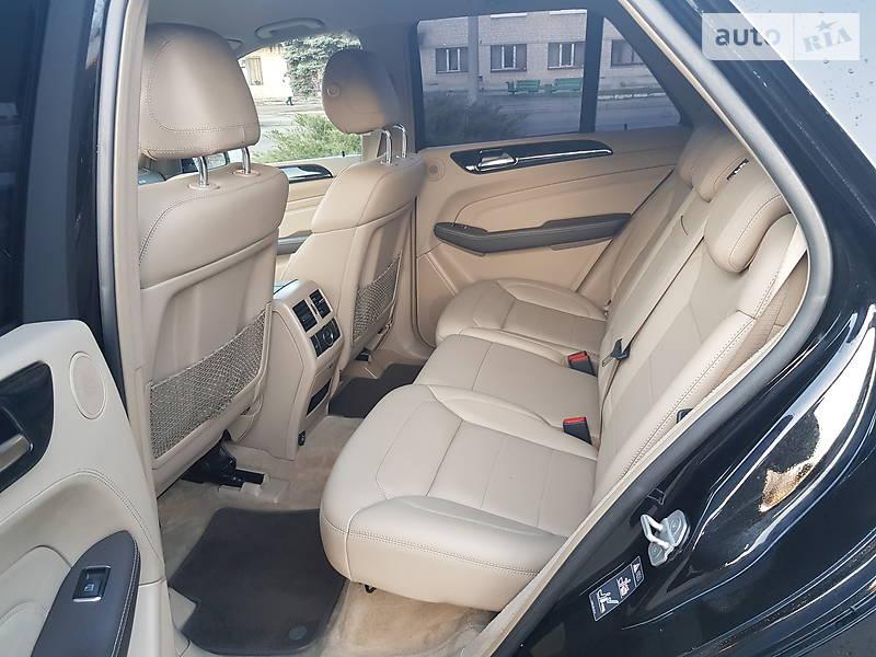 Mercedes-Benz M-Class 2011 в Харькове