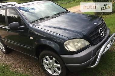Mercedes-Benz ML 230 1999 в Заставной
