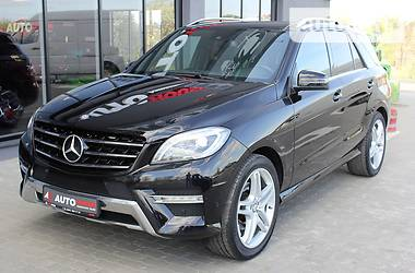 Mercedes-Benz ML 250 2013 в Львове
