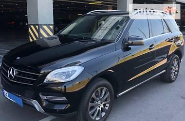 Mercedes-Benz ML 250 2013