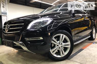 Mercedes-Benz ML 250 2014 в Киеве