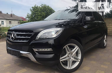 Mercedes-Benz ML 250 2015 в Бродах