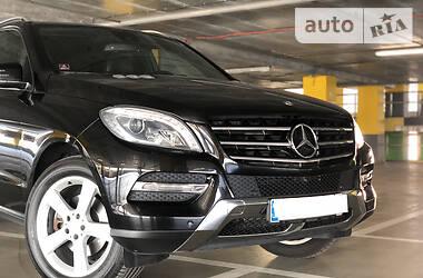 Mercedes-Benz ML 250 2013 в Ровно