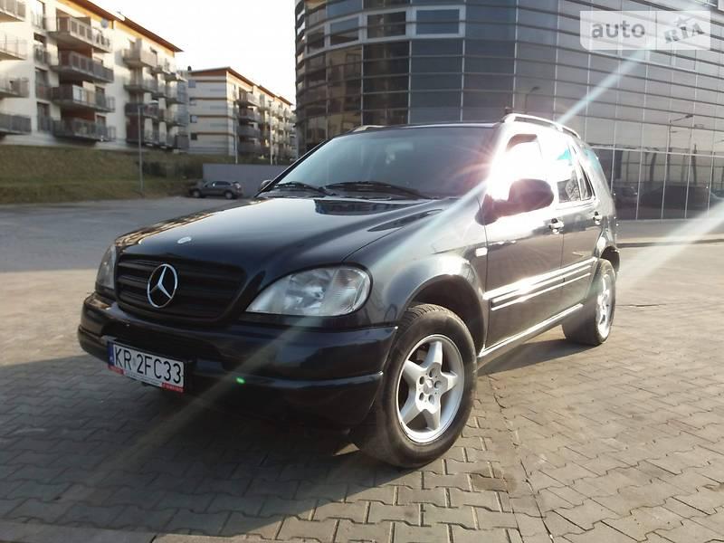 Mercedes-Benz ML 270 2000 в Киеве