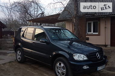 Mercedes-Benz ML 270 2002 в Калуше