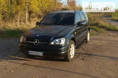 Mercedes-Benz ML 270 2001 в Бердичеве