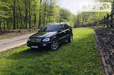Mercedes-Benz ML 270 2004 в Хусте