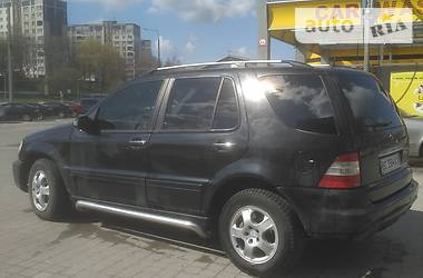 Mercedes-Benz ML 270 2003 в Львове