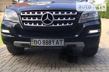 Mercedes-Benz ML 280 2008 в Кременце