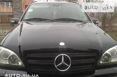 Mercedes-Benz ML 320 2002 в Ужгороде