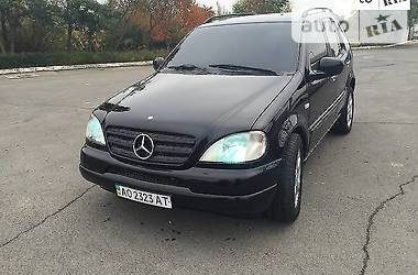 Mercedes-Benz ML 320 2000