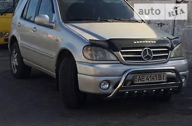 Mercedes-Benz ML 320 1998 в Днепре