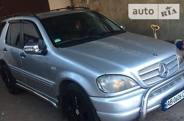 Mercedes-Benz ML 320 1999 в Виннице