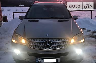 Mercedes-Benz ML 320 2008 в Ивано-Франковске