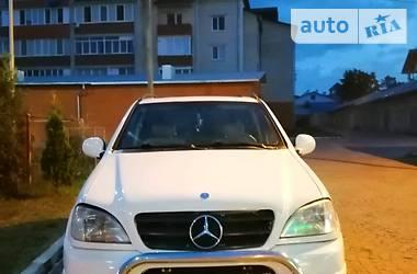 Mercedes-Benz ML 320 2000 в Чорткове