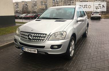 Mercedes-Benz ML 320 2006 в Львове