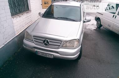 Mercedes-Benz ML 320 1999 в Полтаве