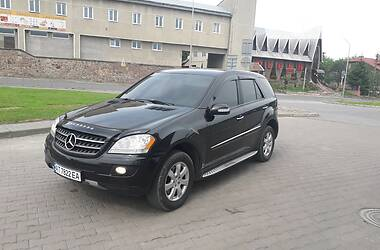 Mercedes-Benz ML 320 2006 в Монастыриске