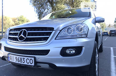 Mercedes-Benz ML 320 2007 в Киеве