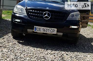 Mercedes-Benz ML 320 2005 в Вижнице