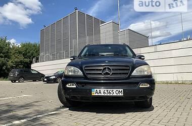 Внедорожник / Кроссовер Mercedes-Benz ML 320 2001 в Киеве