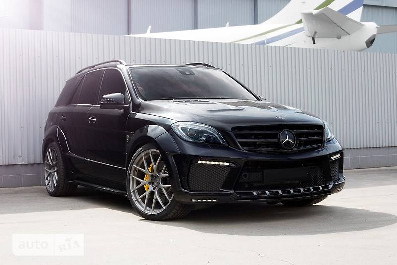 Mercedes-Benz ML 350 2012 в Киеве