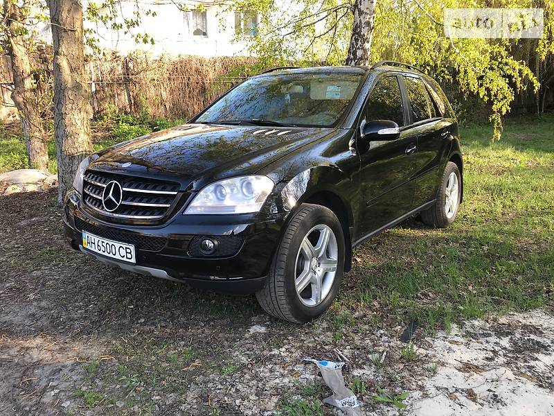 Mercedes-Benz ML 350 2006 в Славянске