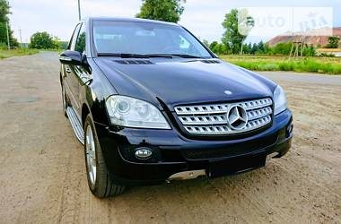 Mercedes-Benz ML 350 2008