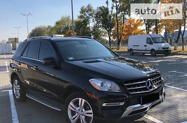 Mercedes-Benz ML 350 2013 в Коломые