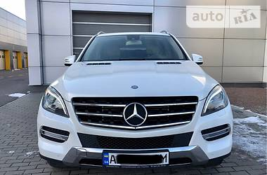 Mercedes-Benz ML 350 premium