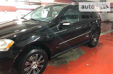 Mercedes-Benz ML 350 2008 в Киеве