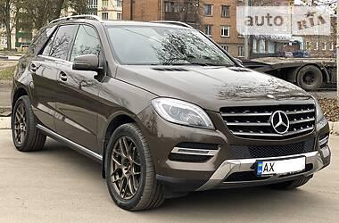 Mercedes-Benz ML 350 2013 в Харькове