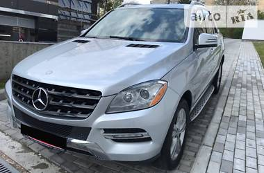 Mercedes-Benz ML 350 2012 в Львове