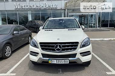 Mercedes-Benz ML 350 2013 в Полтаве