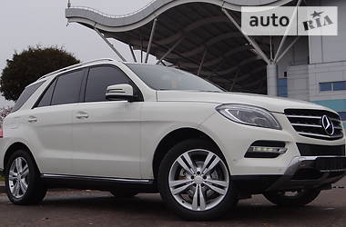 Mercedes-Benz ML 350 2014 в Одессе
