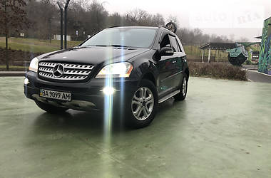 Mercedes-Benz ML 350 2007 в Новоархангельске