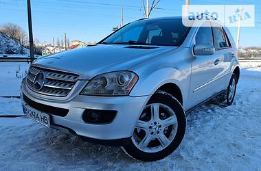 Mercedes-Benz ML 350 2007 в Полтаве