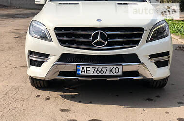 Mercedes-Benz ML 350 2012 в Кривом Роге