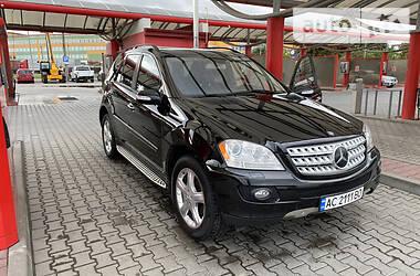 Внедорожник / Кроссовер Mercedes-Benz ML 350 2007 в Луцке