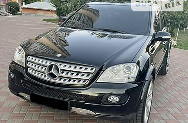 Позашляховик / Кросовер Mercedes-Benz ML 350 2006 в Києві