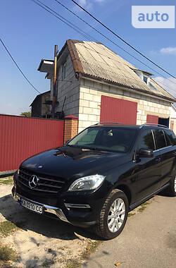 Седан Mercedes-Benz ML 350 2013 в Києві