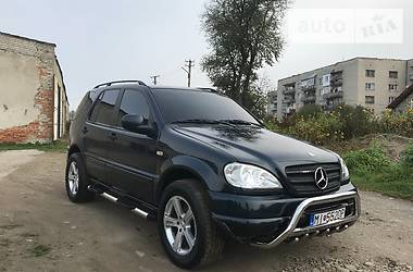 Mercedes-Benz ML 430 1999