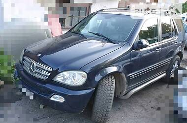 Mercedes-Benz ML 430 2000 в Тернополе
