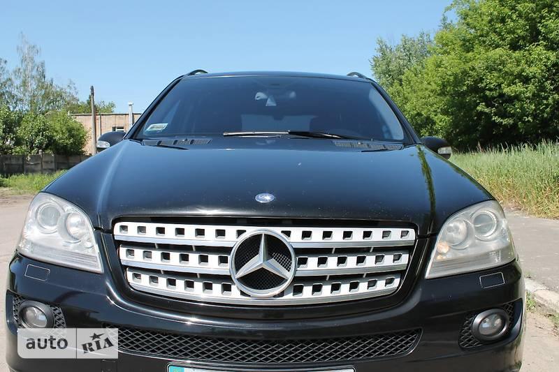 Mercedes-Benz ML 500 2006 в Харькове
