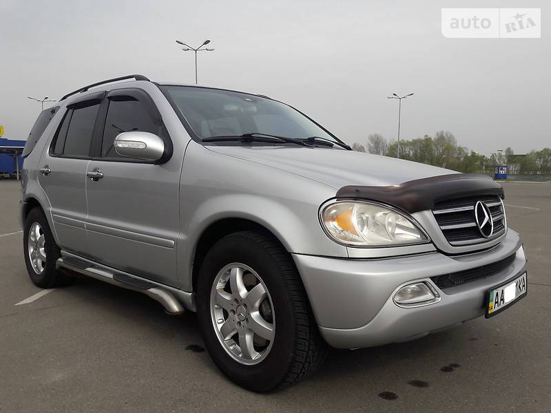 Mercedes-Benz ML 500 2004 в Киеве