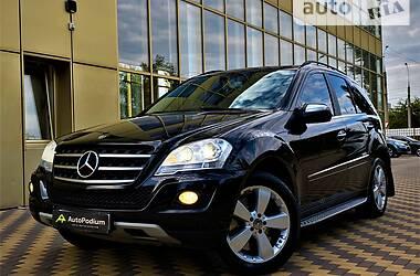 Внедорожник / Кроссовер Mercedes-Benz ML 500 2008 в Николаеве