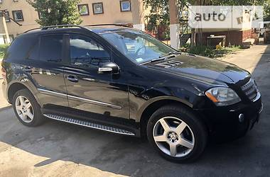 Mercedes-Benz ML 550 2008 в Киеве