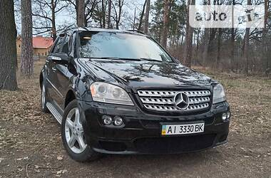 Mercedes-Benz ML 550 2007 в Киеве